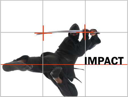 Sales presentations - visual impact