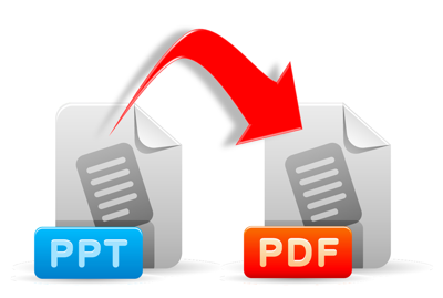 Email pour sales presentations in pdf